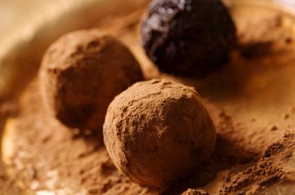 Excellentes truffes